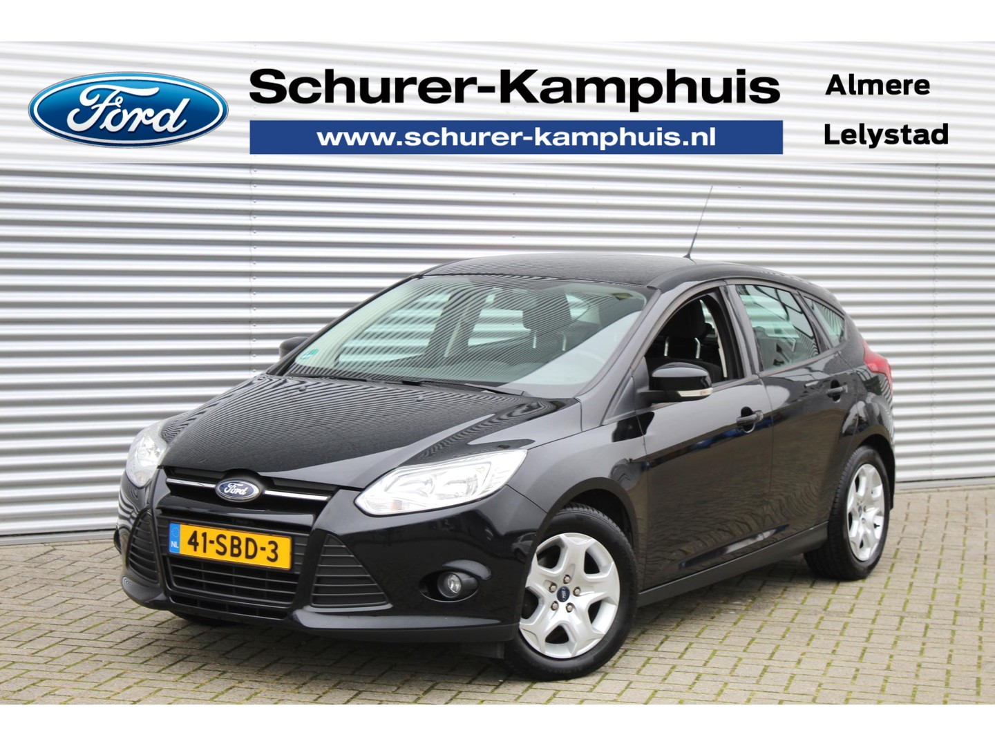 Ford Focus 1.6 ti-vct (125pk) trend comfort pack