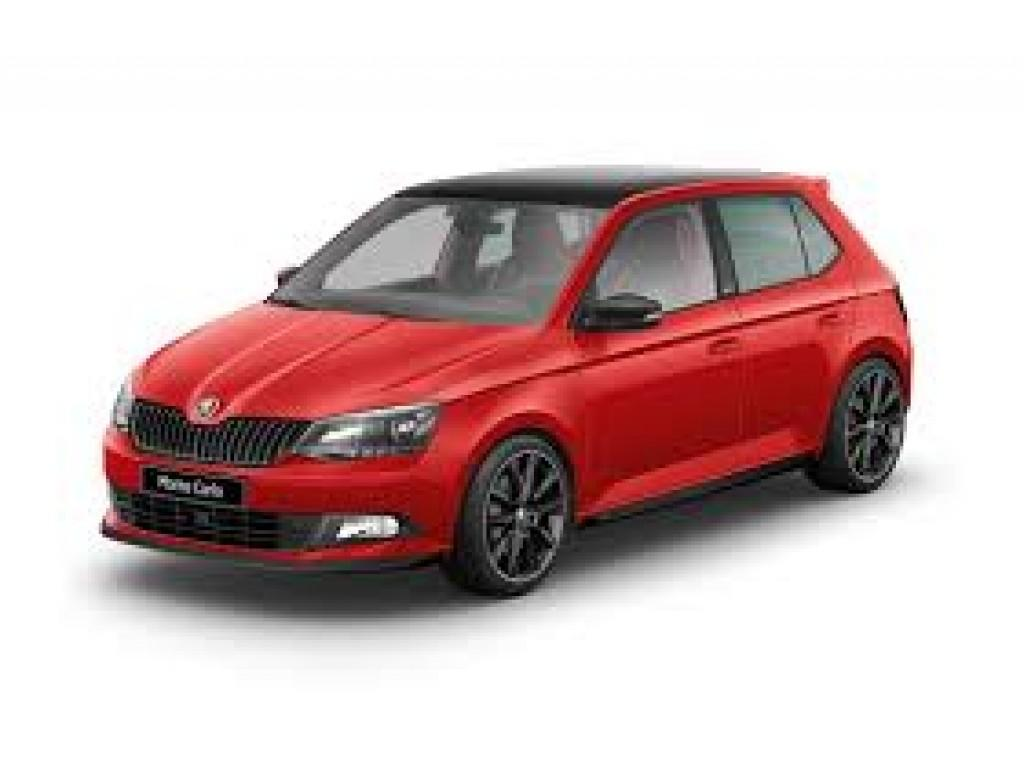 Škoda Fabia 1.2 tsi drive