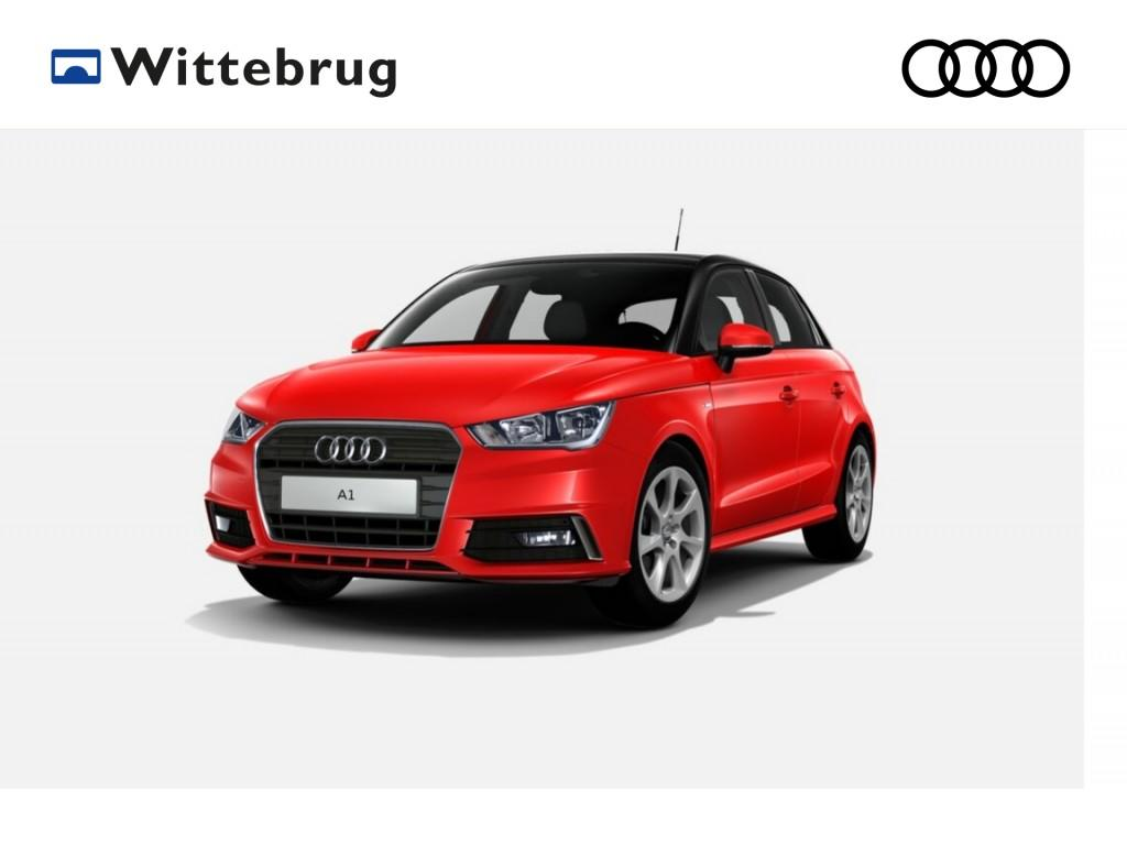 Audi A1 Sportback 1.0 tfsi ultra colour edition