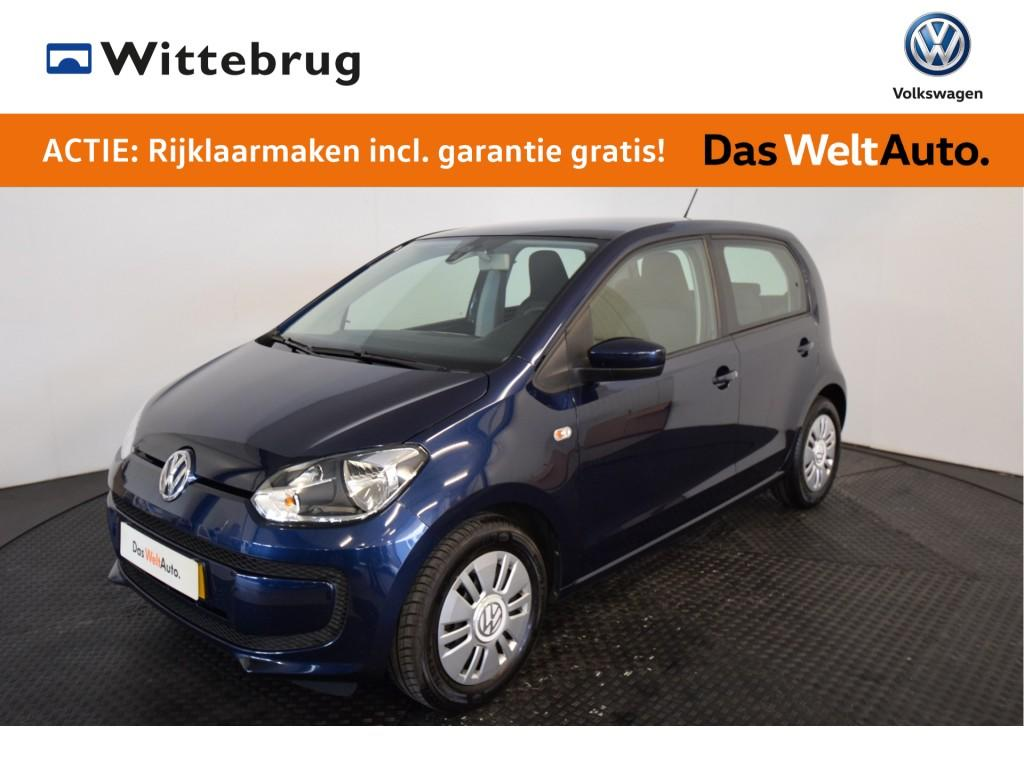 Volkswagen Up! 1.0 move up incl. navigatie !