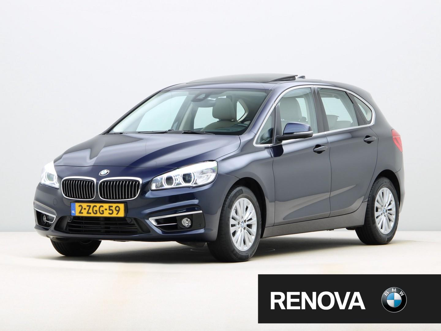 Bmw 2 serie Active tourer 218i high executive trekhaak met afneembare kogel