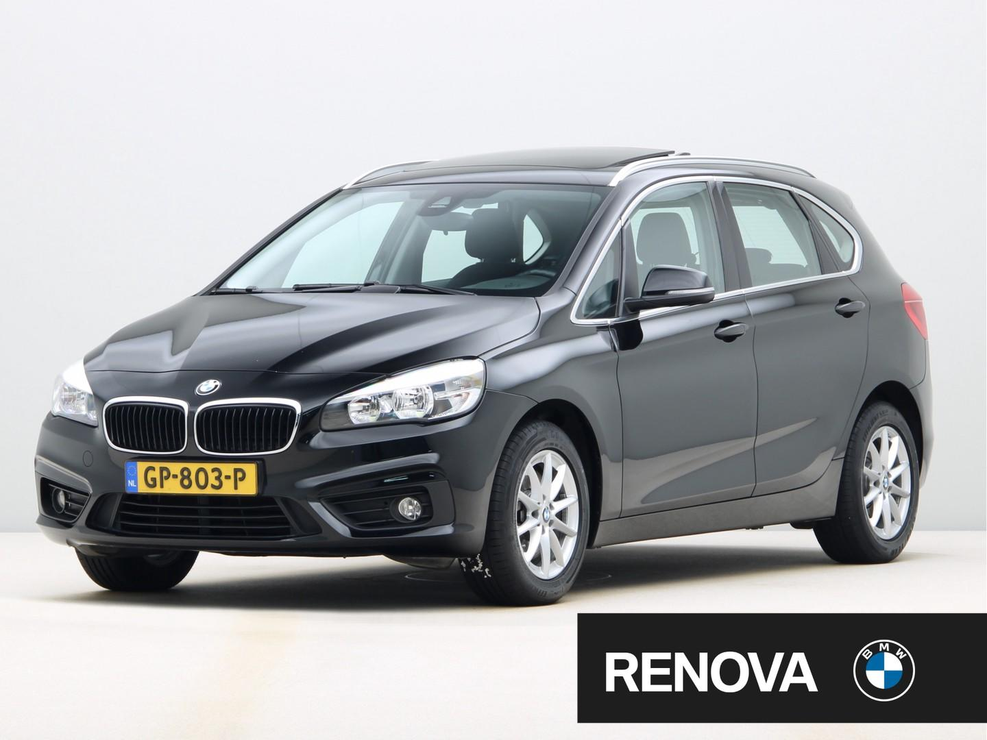 Bmw 2 serie Active tourer 218i essential trekhaak met afneembare kogel