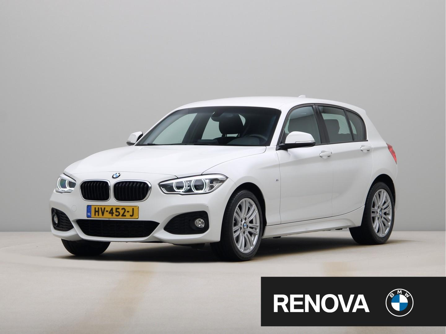Bmw 1 serie 118d corporate lease m sport
