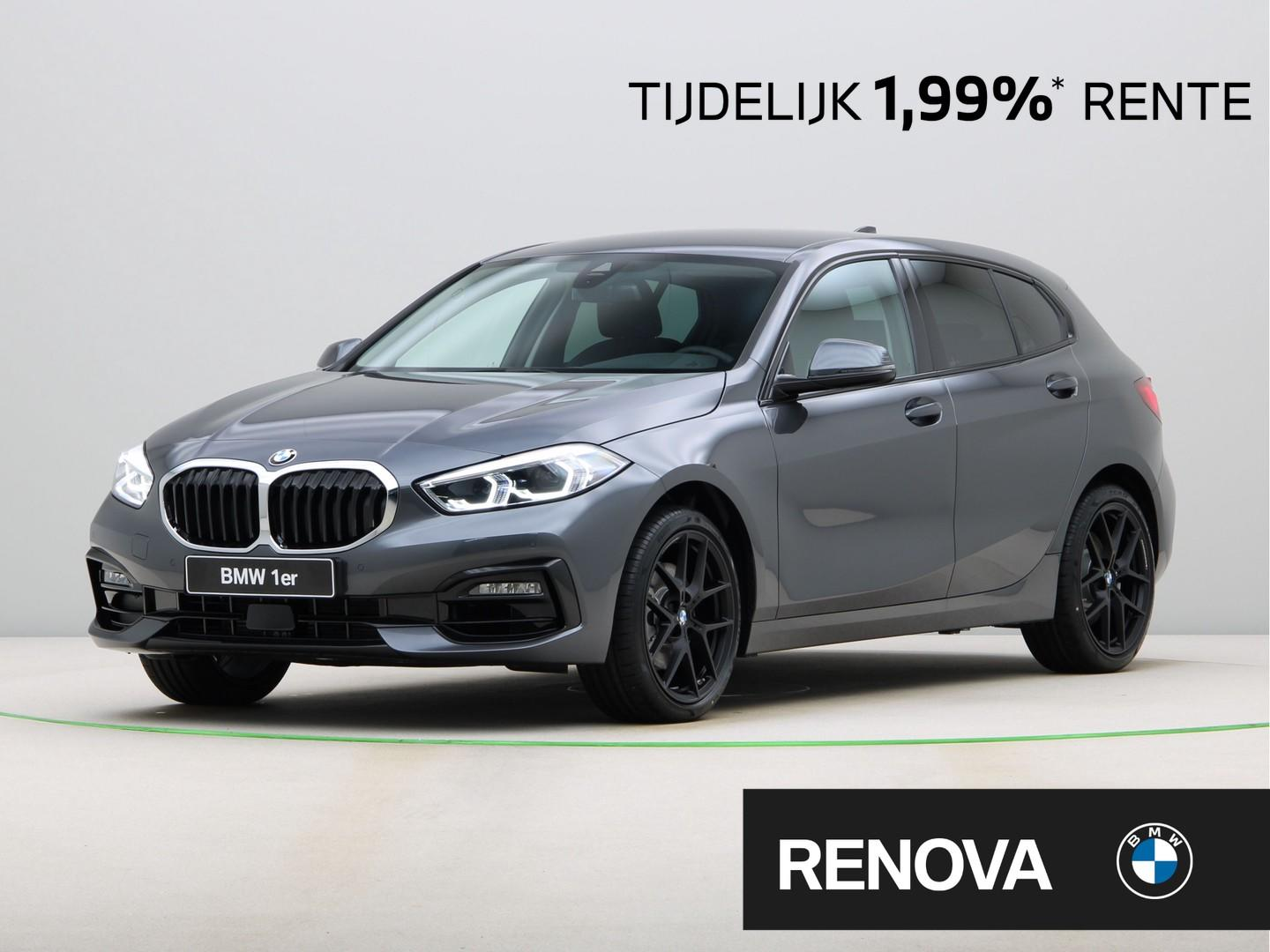 Bmw 1 serie 118i executive 2-zone aut.airconditioning