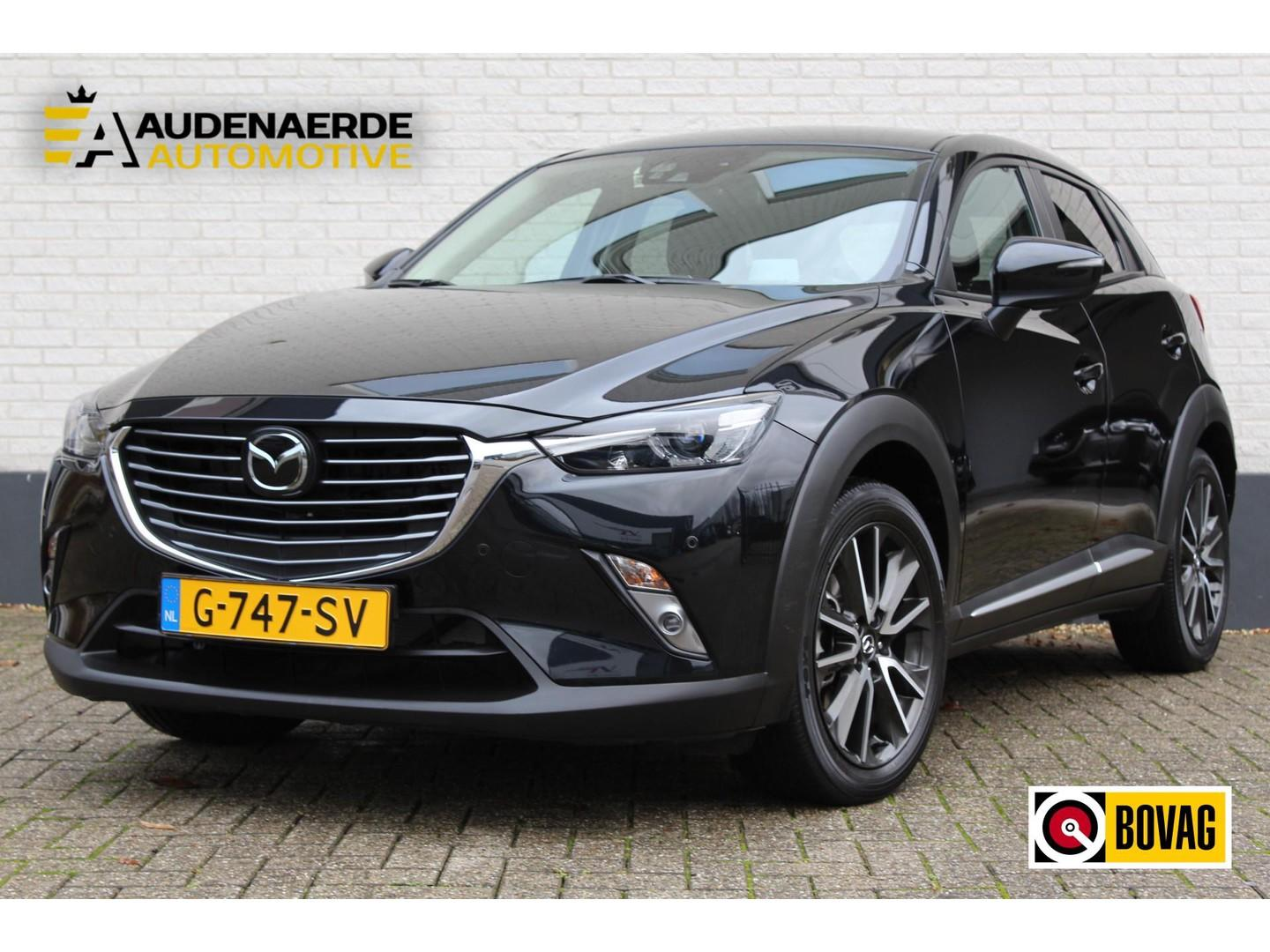 Mazda Cx-3 2.0 skyactiv-g 150 gt-m 4wd automaat