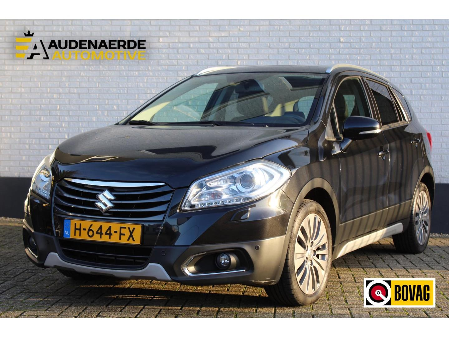 Suzuki S-cross 1.6 high executive navigatie