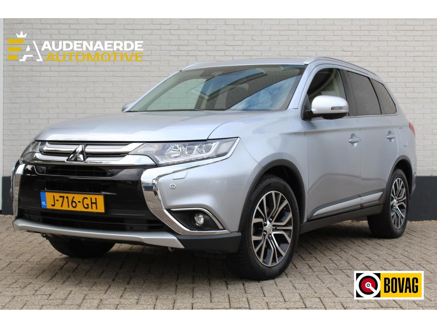 Mitsubishi Outlander 2.0 instyle+ 4wd