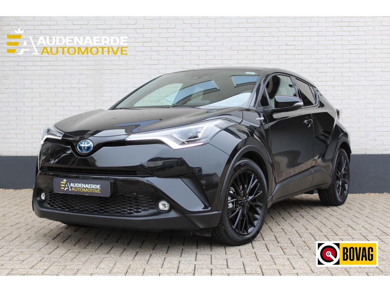 Toyota C-hr 1.8 hybrid executive black on black