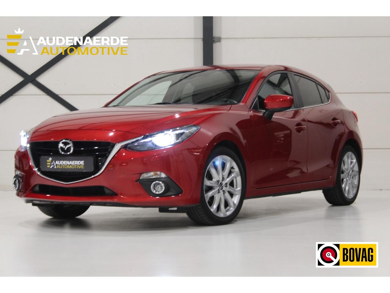 Mazda 3 2.0 gt-m automaat