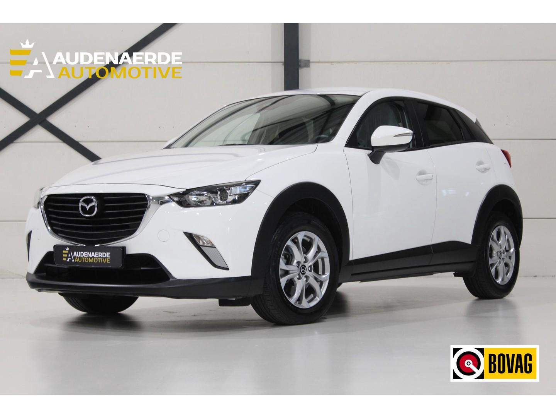 Mazda Cx-3 2.0 skyactiv-g 120 dynamic
