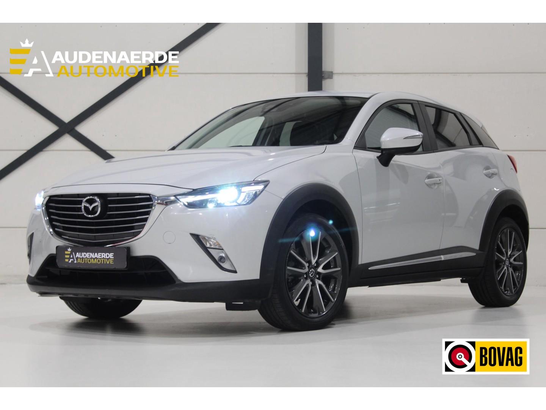 Mazda Cx-3 2.0 skyactiv-g 120 gt-m line