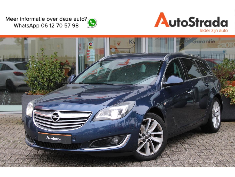 Opel Insignia Sports tourer 2.0 cdti cosmo 140pk, navi, cruise