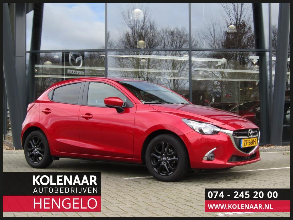 Mazda 2 1.5 sport selected navi/camera/airco/16 inch/apple carplay