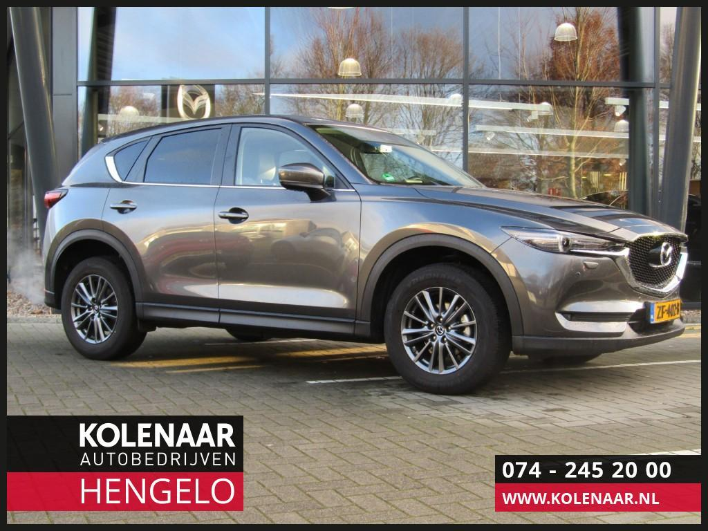 Mazda Cx-5 2.0i comfort bose leather pack navi/airco/cruise