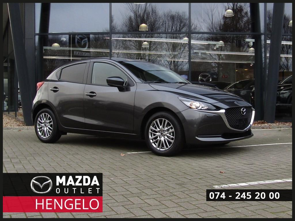 Mazda 2 Eur 2.450 voordeel 1.5i style selected my 2020m hybrid apple car
