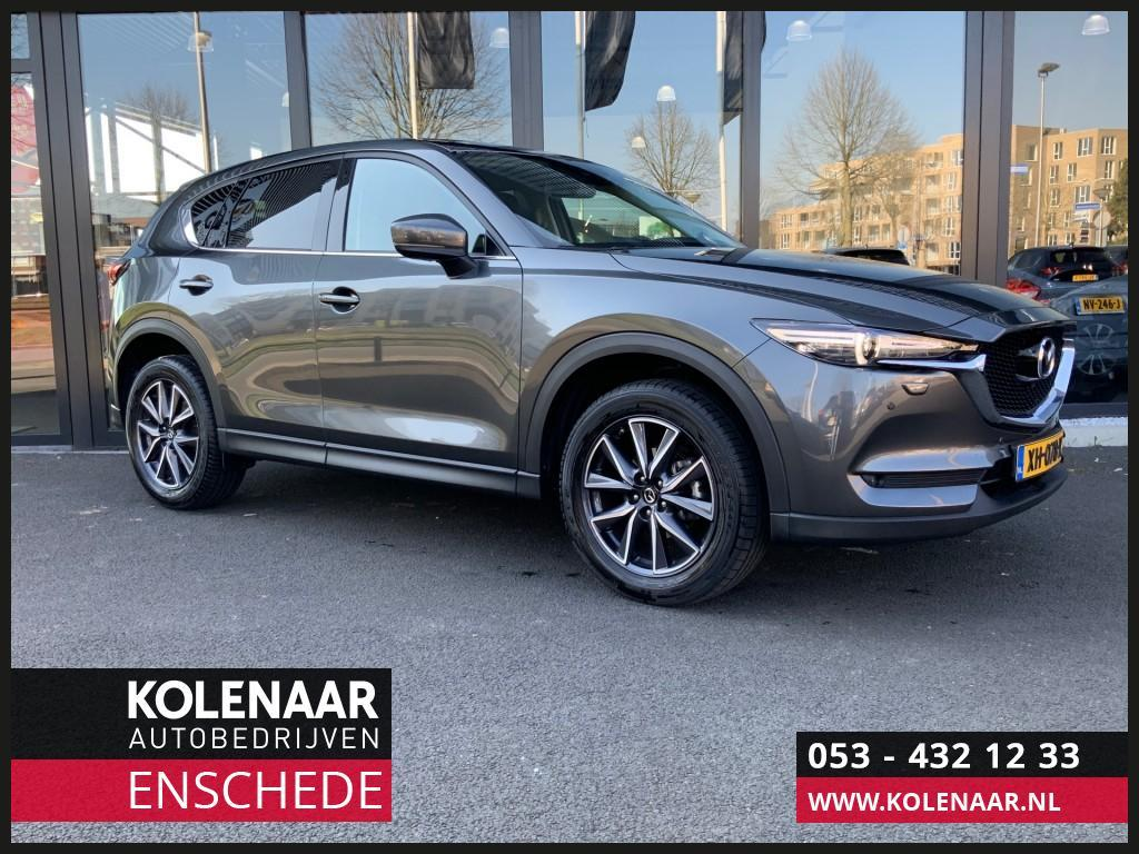 Mazda Cx-5 2.0i business luxury navi/leder/360 view/19inch