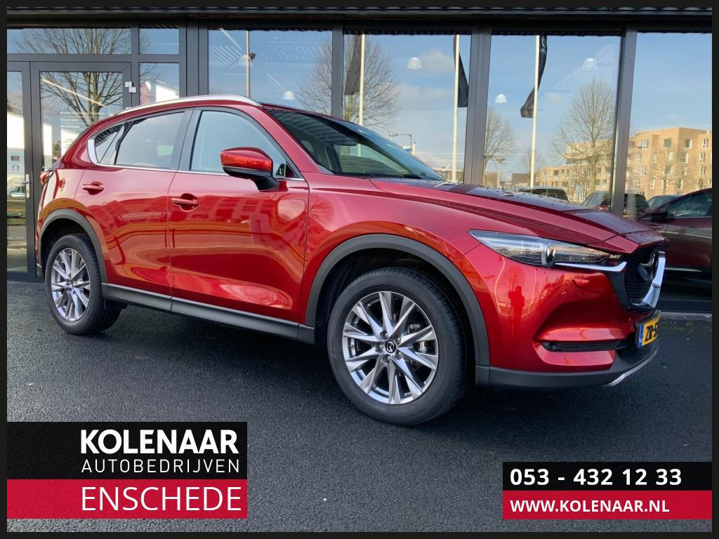 Mazda Cx-5 2.0i automaat luxury full options