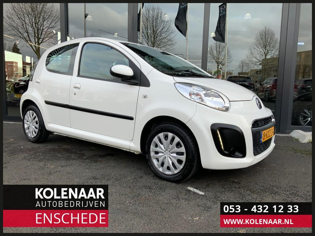 Citroën C1 1.0 collection 5-drs airco/bluetooth/1e eigenaar