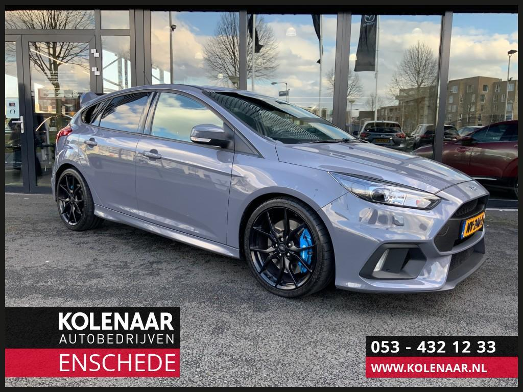 Ford Focus 2.3 rs 410pk navi/schuifdak/achterspoiler/dealeronderhoud