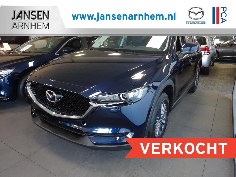 Mazda Cx-5 2.0 skyactiv-g 165 , registratiekorting € 3.000,-