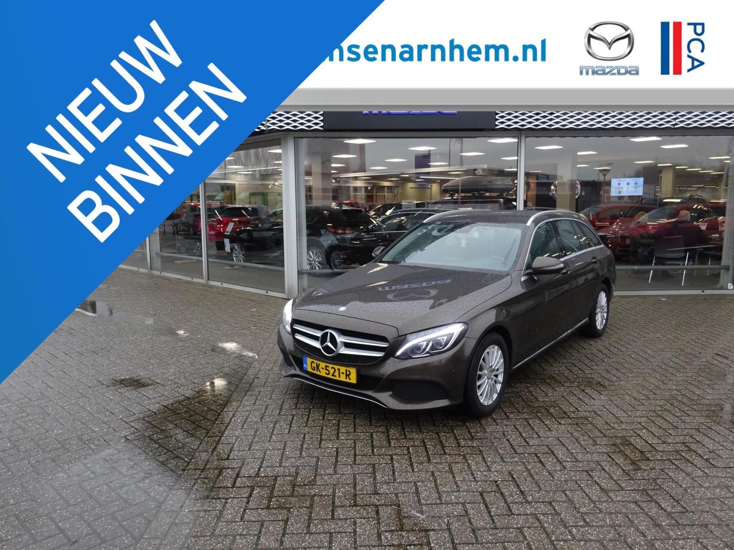 Mercedes-benz C-klasse Estate 180 cdi lease edition , jansen private lease € 650,- p/mnd!