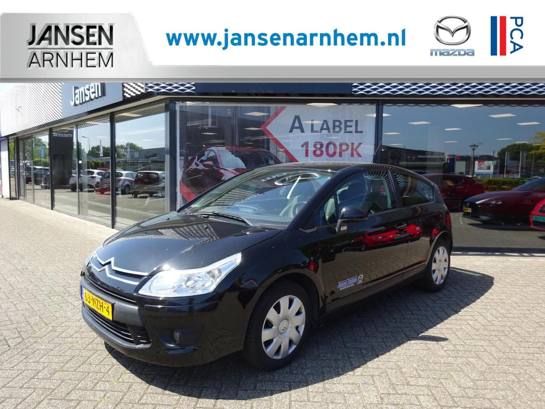 Citroën C4 Coupe 1.6 vti anniversaire , clima, cruise, pdc