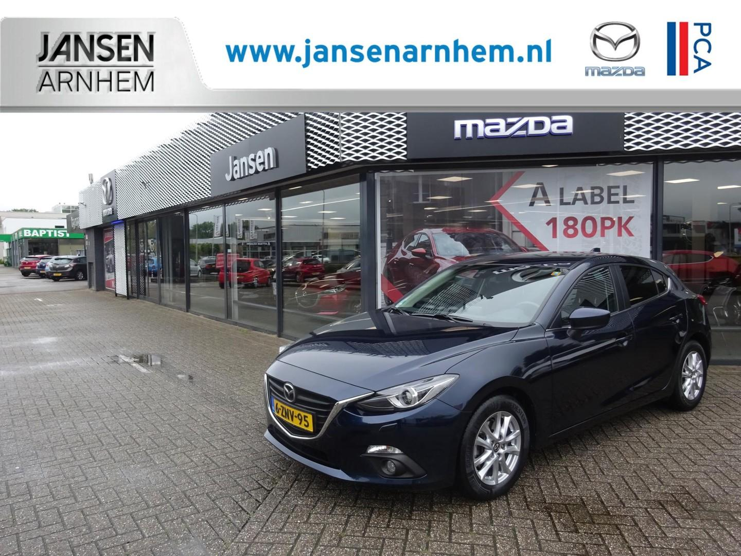 Mazda 3 2.0 ts+ , navigatie, cruise control, blind spot monitor, clima