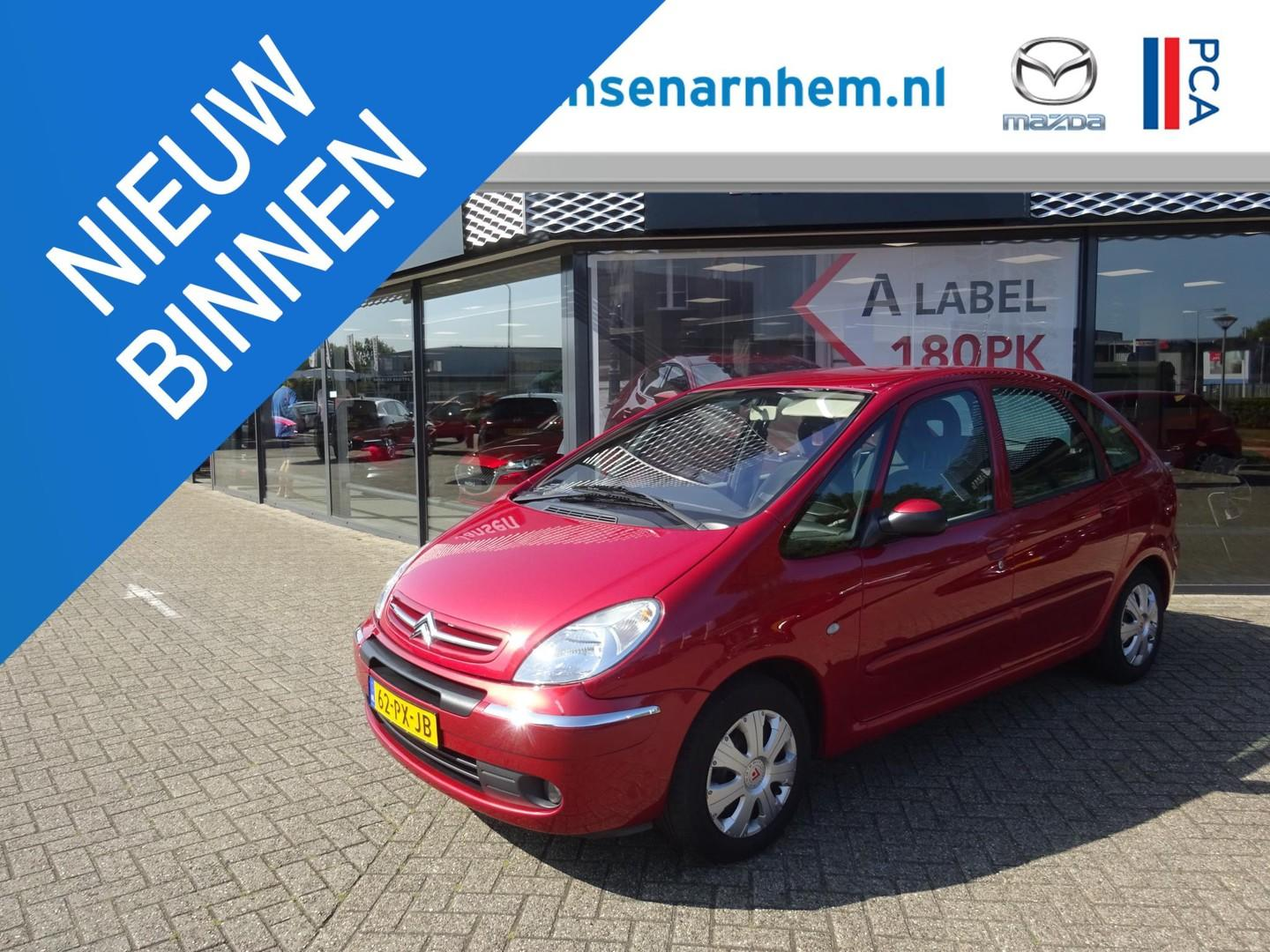 Citroën Xsara picasso 2.0i-16v image , automaat, trekhaak, cruise control, climate control