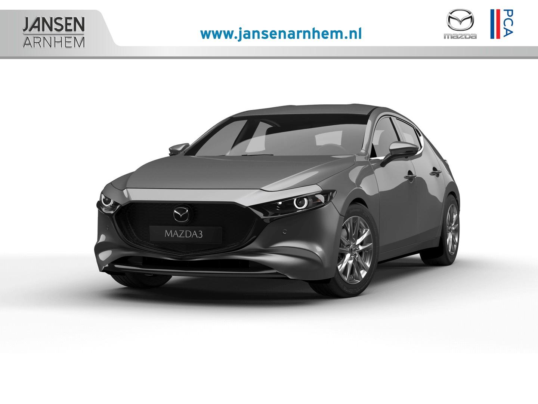 Mazda 3 Luxury hatchback