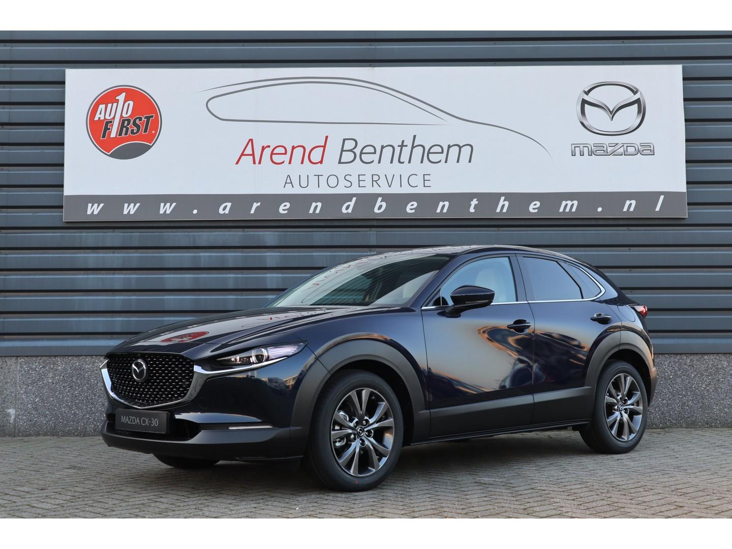 Mazda Cx-30 2.0 skyactiv-x luxury - i-activsense - sunroof