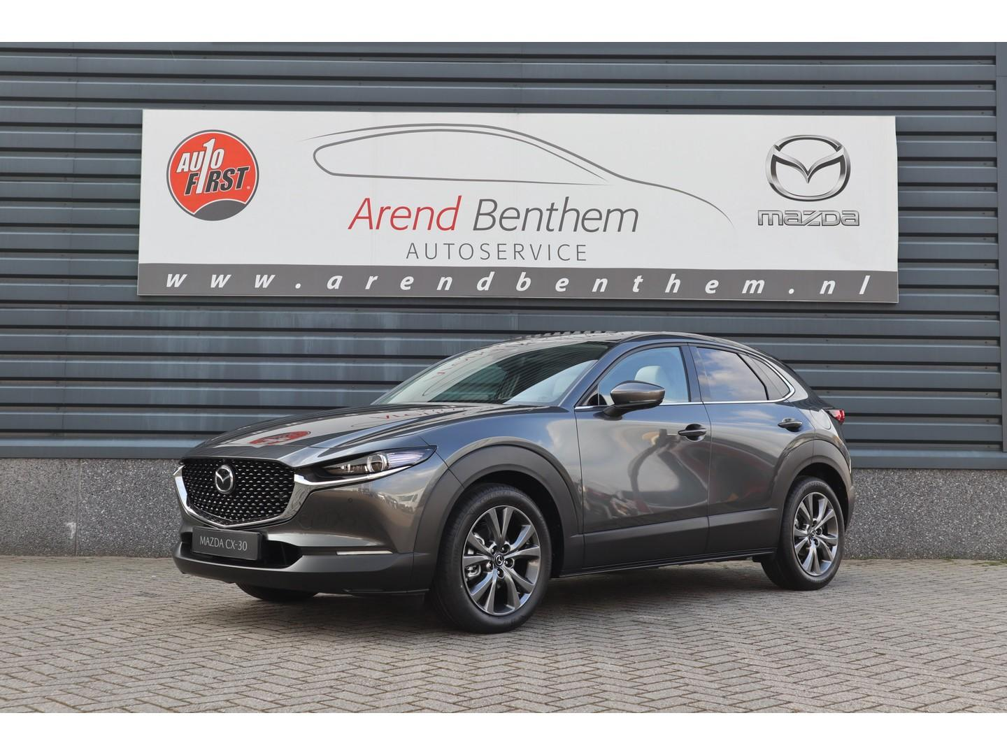 Mazda Cx-30 2.0 skyactiv-x luxury + i-activsense + sunroof