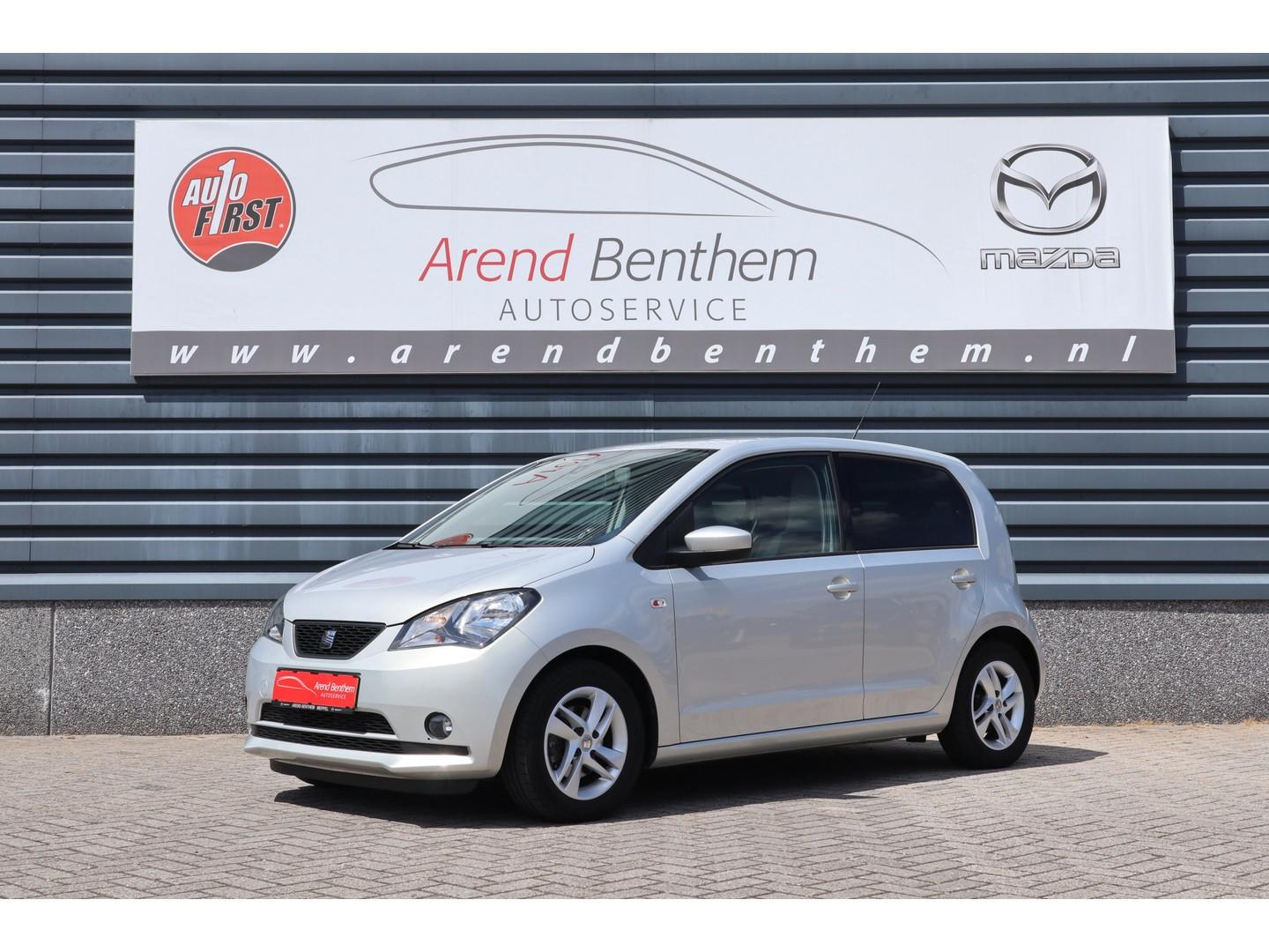 Seat Mii 1.0 chill out - airco - navigatie