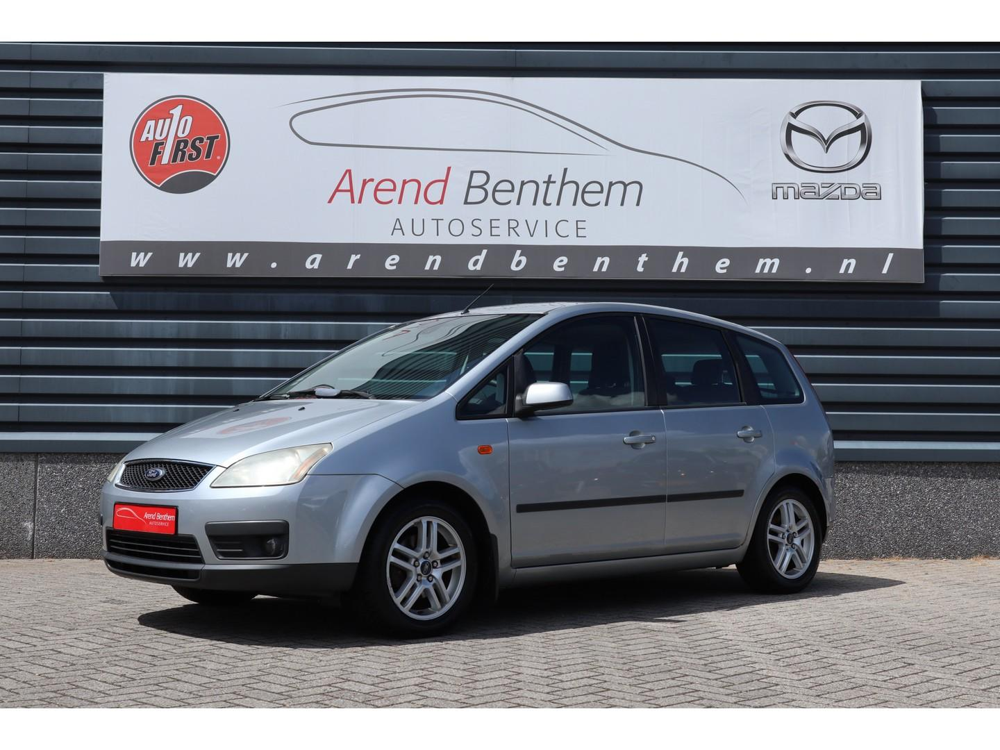 Ford Focus c-max 1.8-16v first edition - airco - roest rechter voorscherm