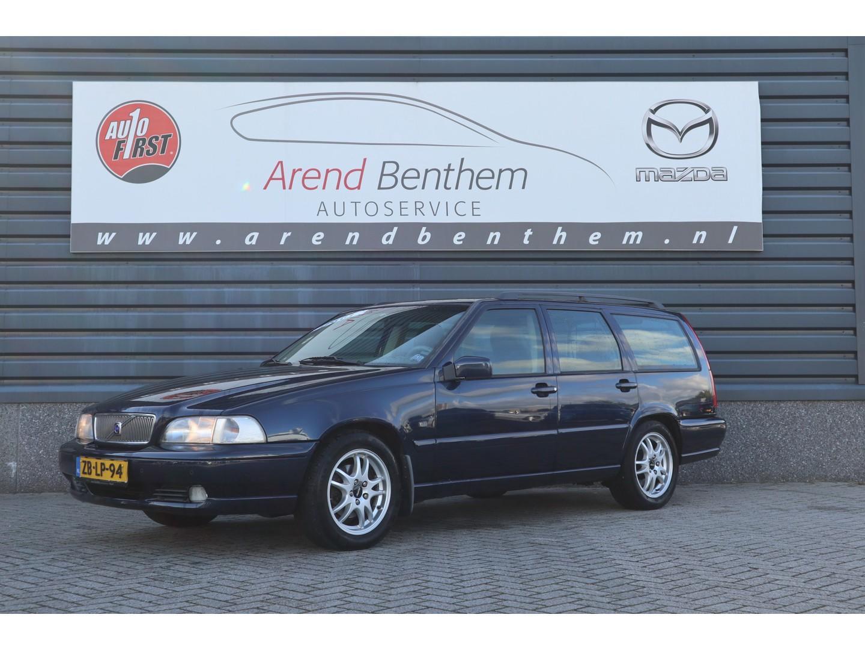 Volvo V70 2.5 europa lpg - apk tot 08-06-2021