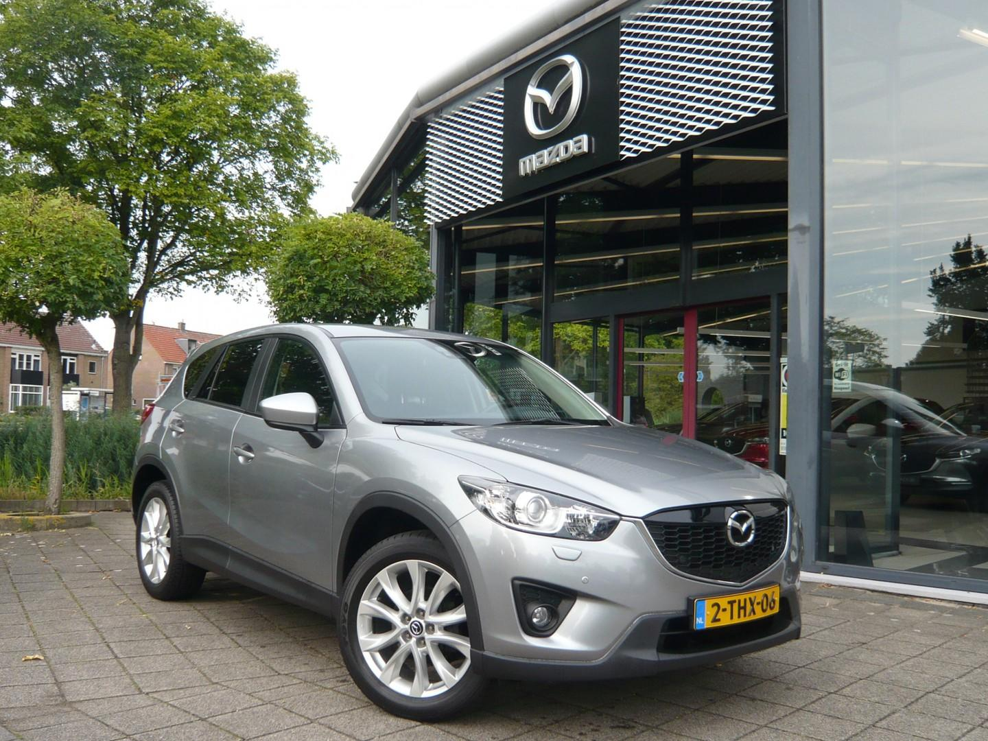 Mazda Cx-5 2.0i ts+ safety pack