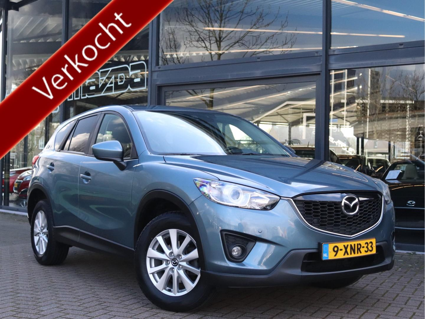Mazda Cx-5 2.0i ts+ limited edition 2wd