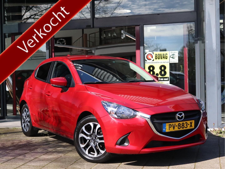 Mazda 2 1.5 skyactiv-g dynamic pro --- verkocht ---