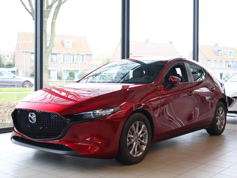 Mazda 3 2.0 skyactiv-g comfort