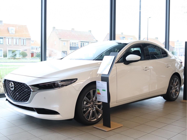 Mazda 3 2.0 skyactiv-g luxury