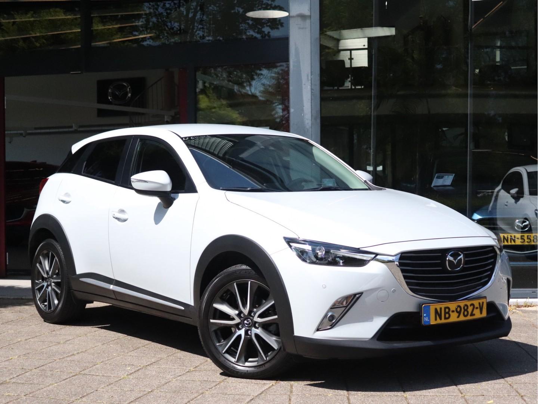 Mazda Cx-3 2.0i 120pk gt-m