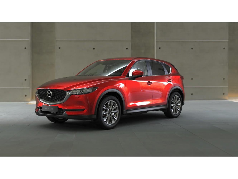 Mazda Cx-5 2.0i 165pk business luxury automaat