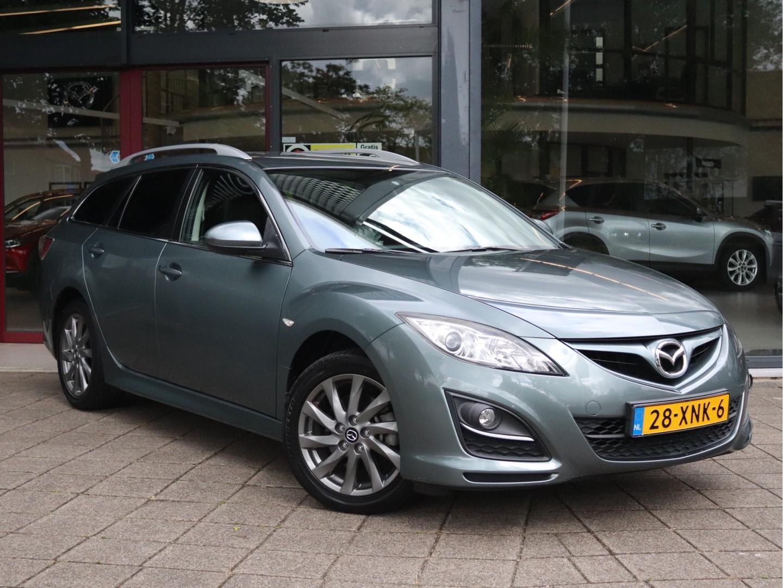 Mazda 6 Sportbreak 1.8 exclusive gt