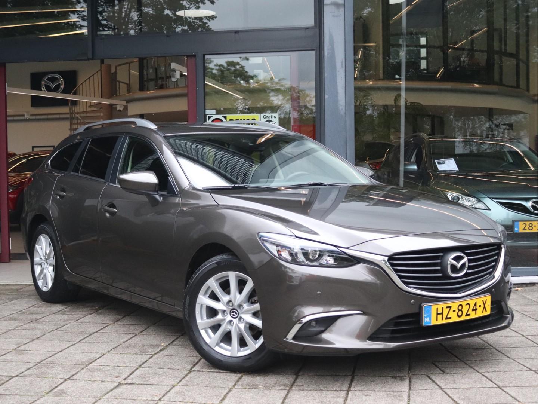 Mazda 6 Sportbreak 2.0 skyactiv-g 165 ts+