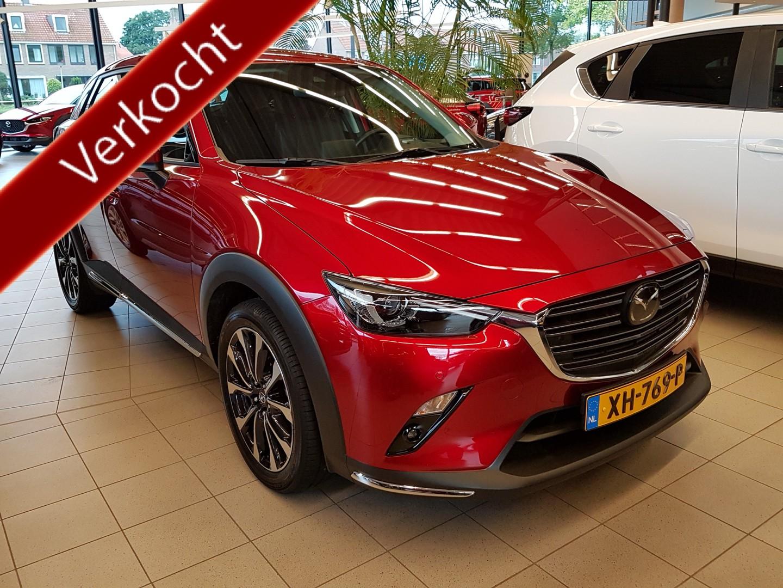 Mazda Cx-3 2.0i 120pk gt-m automaat