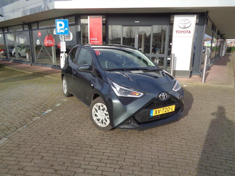 Toyota Aygo 1.0 vvt-i 72pk 5d x-play