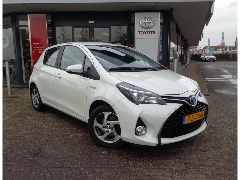 Toyota Yaris 1.5 hybrid 5d lease automaat