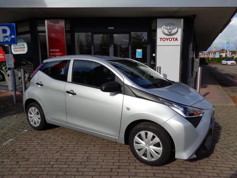 Toyota Aygo 1.0 vvt-i 72pk 5d x-fun