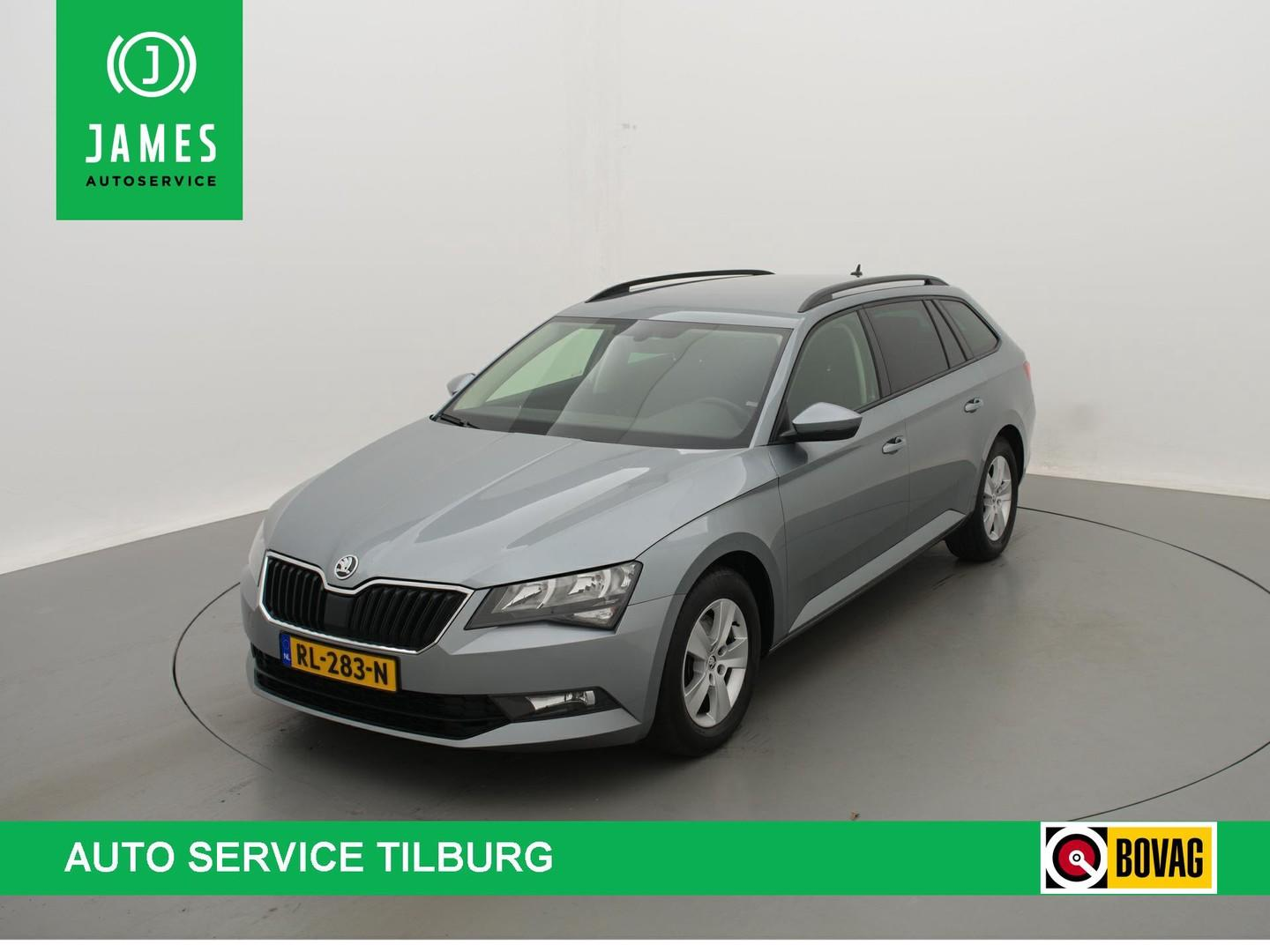 Škoda Superb Combi 1.4 tsi active business navi clima trekhaak lmv