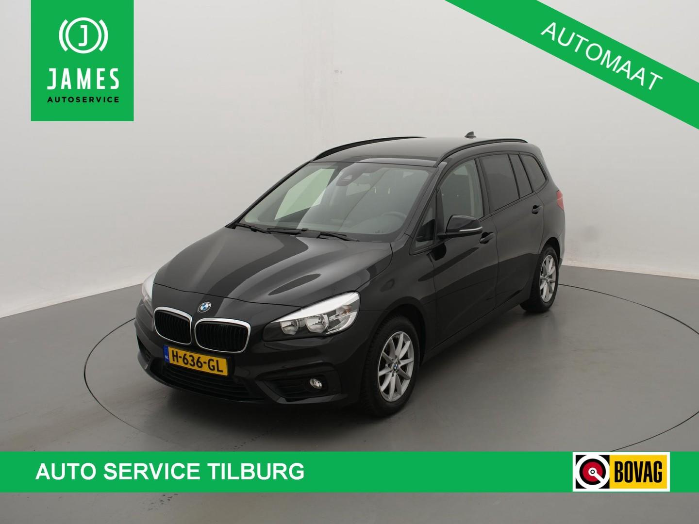 Bmw 2 serie Gran tourer 218i luxury 7p. autom. navi clima cruise privacy-glass