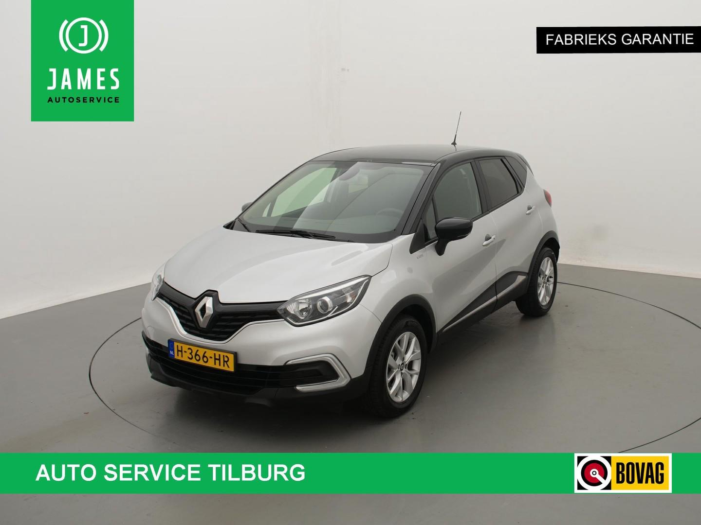 "Renault Captur 0.9 tce limited navi 16""lmv clima privacy glass"
